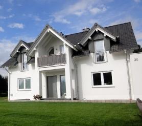 Modernes Einfamilien Wohnhaus